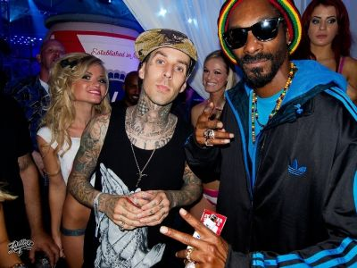 Travis Barker, Snoop