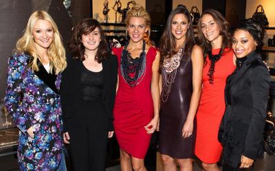 Zanna Roberts Rassi, Kick Kennedy, Mary Anne Huntsman, Abby Huntsman, Liddy Huntsman, Chevenee Reavis, Jennifer Fisher
