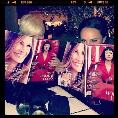 W Magazine 40th Anniversary Party