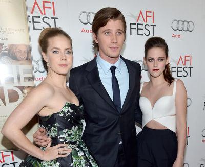 Amy Adams, Garrett Hedlund, Kristen Stewart