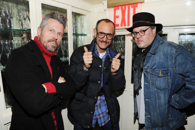 Bill Powers, Terry Richardson, Todd Eberle