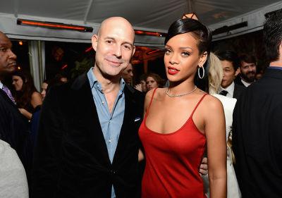 Chris Mitchell, Rihanna