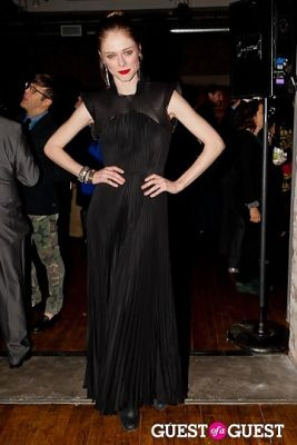 Coco Rocha, 18th Annual Artwalk NY Benefiting Coalition For The Homeless