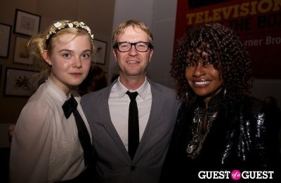 Elle Fanning, Beverly Todd