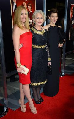 Toni Collette, Helen Mirren, Jessica Biel