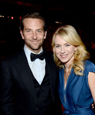 Bradley Cooper, Naomi Watts