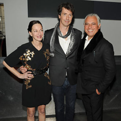 Cynthia Rowley, Richard Phillips, Joe Mimran