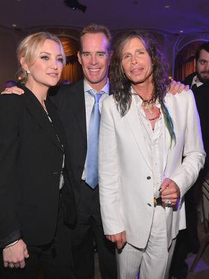 Kate Hudson, Joe Buck, Steven Tyler