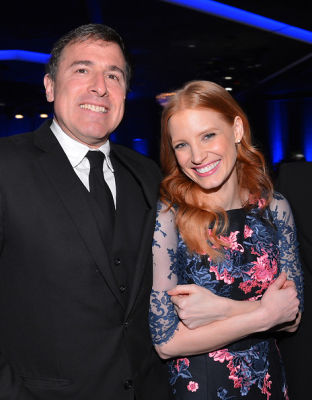 David O. Russell, Jessica Chastain