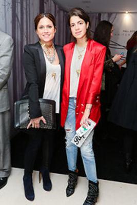 Rachel Strugatz, Leandra Medine