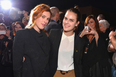 Rumer Willis, Tallulah Willis