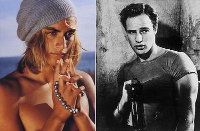 Tuki Brando, Marlon Brando