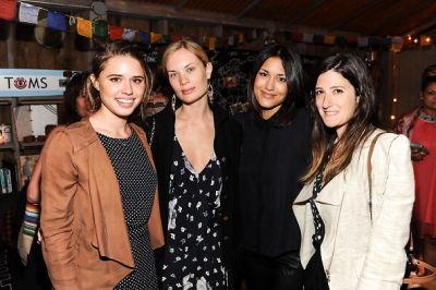 Alessandra Balazs, Katie Parfet, Julia Jones, Maya Levy