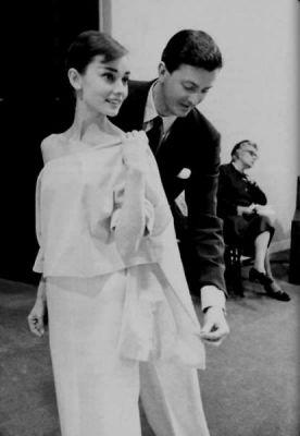 Audrey Hepburn, Hubert de Givenchy