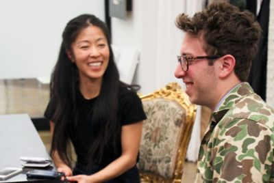Donna Kang, Alan Eckstein