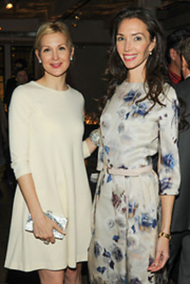 Kelly Rutherford, Olivia Chantecaille