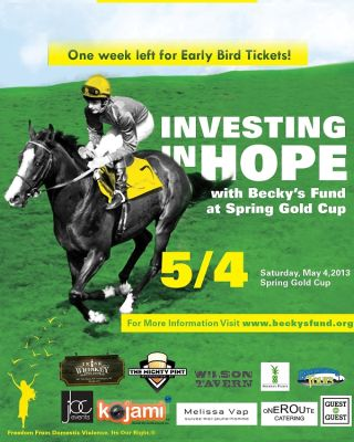 Becky's Fund Gold Cup