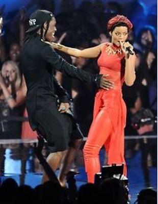 ASAP Rocky, Rihanna