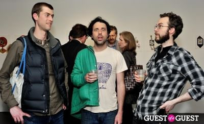 Adam Winner, Mark Cannariato, Anthony Miler