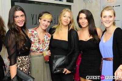 Stella Bianchi, Sabrina De Martini, McKenna Schneider, Margot Lowery, Leandra Leahmann