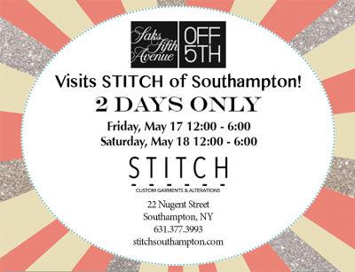 Stitch Southampton