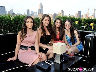 Adrina Ucarian, Andreana Bitsis, Maral Varelian, Talar Keskinyan