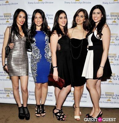 Chantal Elnekaven, Shayna Mizrahi, Daniella Lavian, Ora Zargari, Ashley Emrani