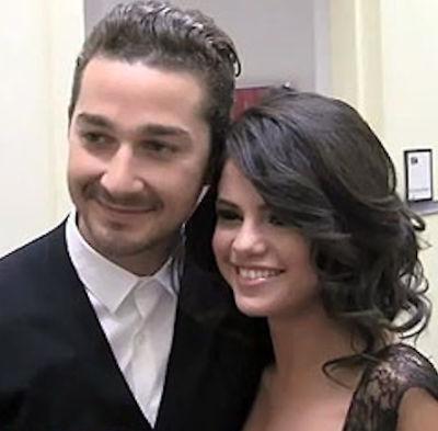 Selena Gomez, Shia LaBeouf
