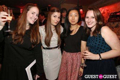 Emily Scofield, Aubrey Meade, Suzy Kim, Nicole Cheterson