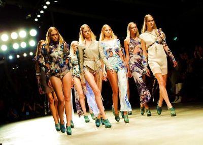 London Fashion Week at Somerset House