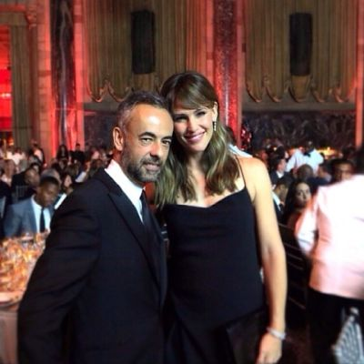 Francisco Costa, Jennifer Garner