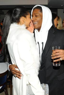 Chanel Iman, ASAP Rocky