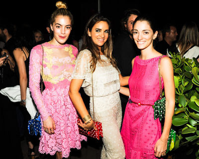 Chelsea Leyland, Laure Heriard Dubreuil, Sophia Sanchez