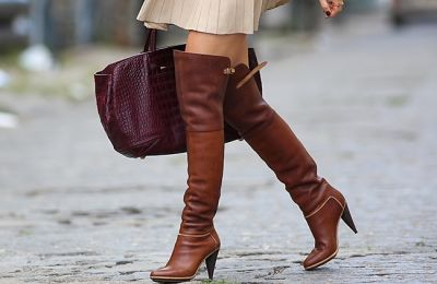 Over The Knee Boots Trend