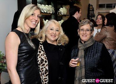 Rebecca Fried, Maria Baguer, Christine Passero