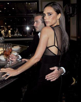 Victoria Beckham, David Beckham