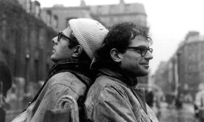 Allen Ginsberg, Peter Orlovsky