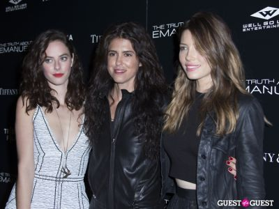 Kaya Scodelario, Francesca Gregorini, Jessica Biel