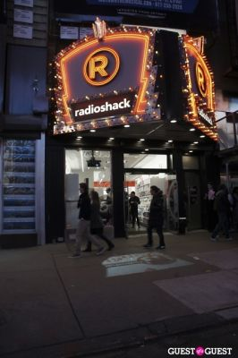 RadioShack Pop-Up Shop