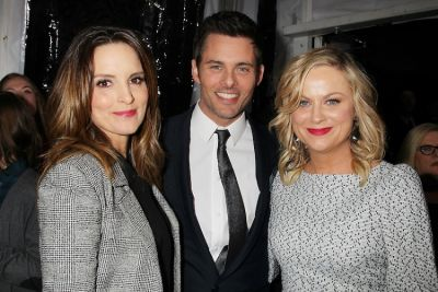 Tina Fey, James Marsden, Amy Poehler