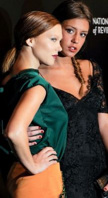 Lea Seydoux, Adele Exarchopoulos