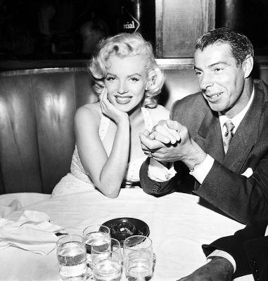 Marilyn Monroe, Joe DiMaggio