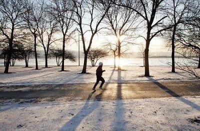 Winter Workout