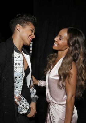Alicia Keys, Jada Pinkett-Smith