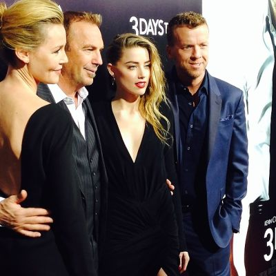 Connie Nielson, Kevin Costner, Amber Heard, McG