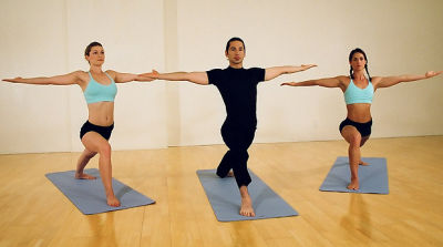 Earth's Power Yoga