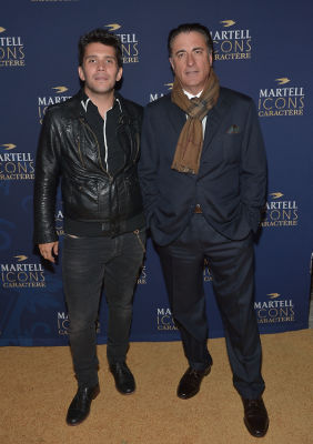 Gustavo Galindo, Andy Garcia