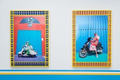 Hassan Hajjaj, 'Kesh Angels