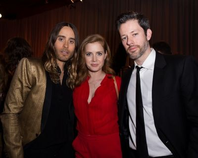 Jared Leto, Amy Adams, Darren Le Gallo