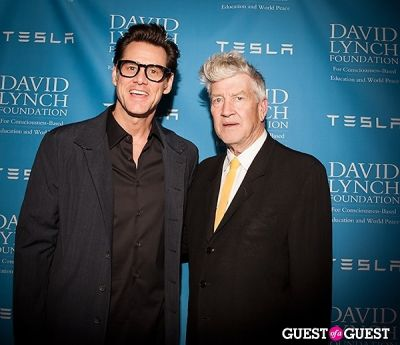 Jim Carrey, David Lynch